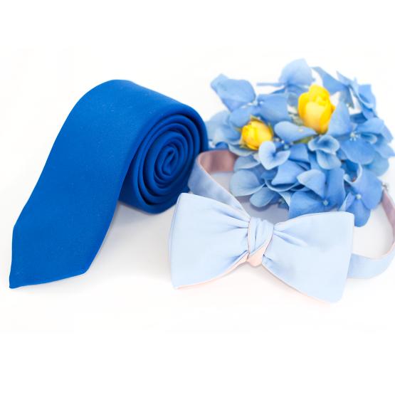 Cravata Snorkel Blue